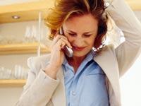 לקוחות סלולר / צלם: thinkstock